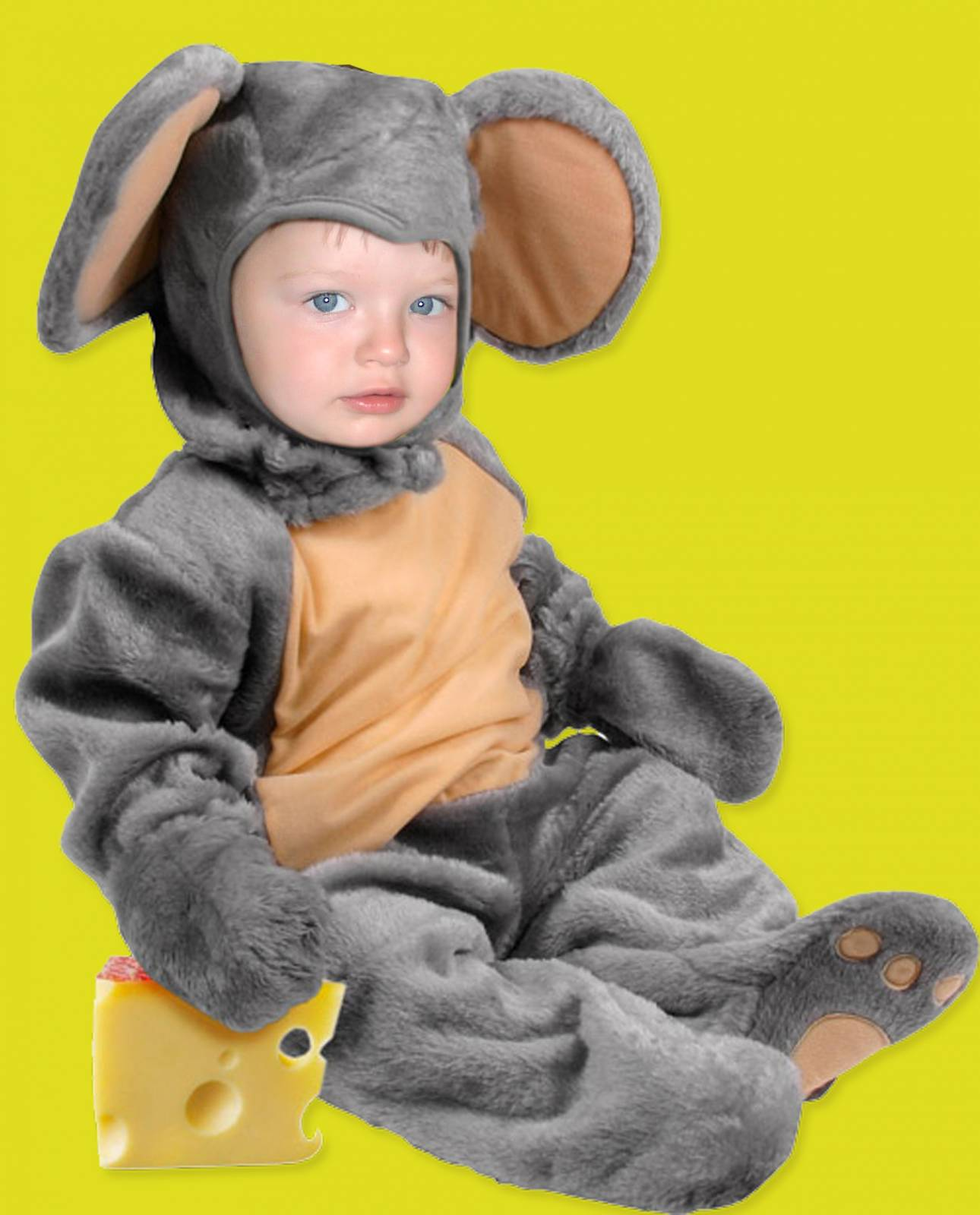 Костюм мышонка для мальчика своими руками